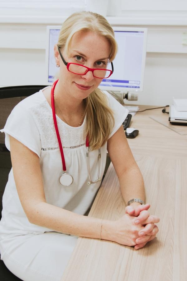 MUDr. Eva Střihavková